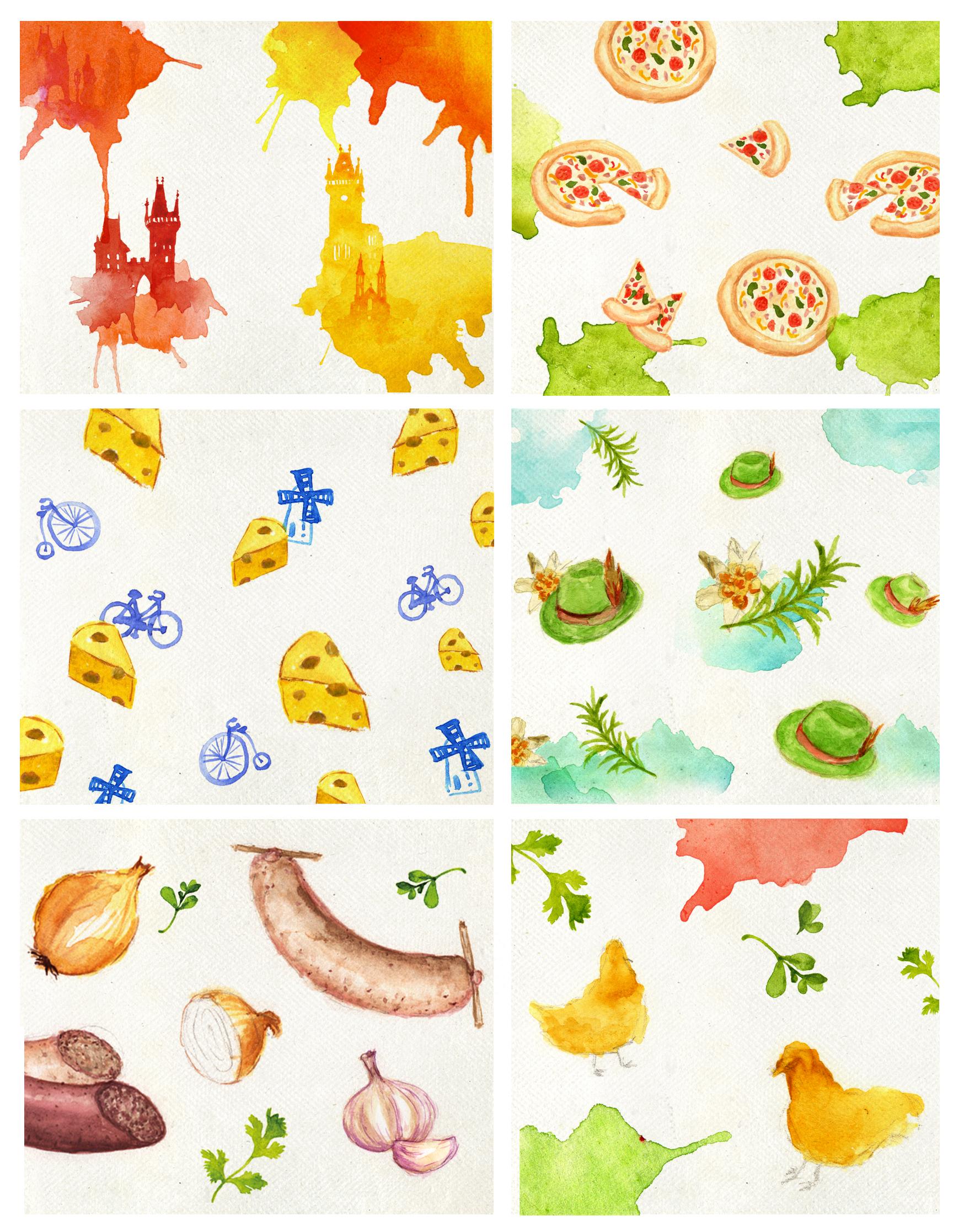 kate varady_watercolor illustrations